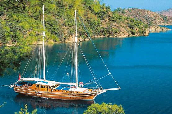Blue Cruise Fethiye