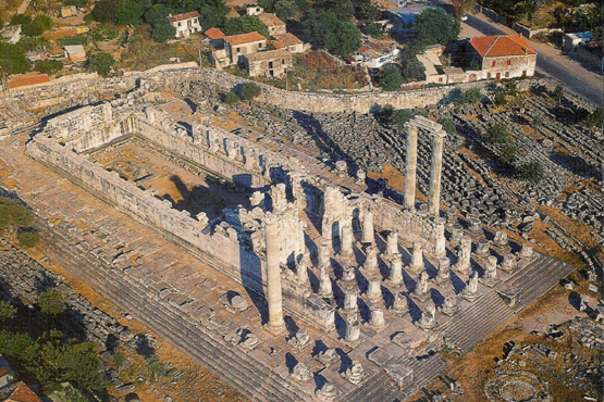Didyma Apollon Temple
